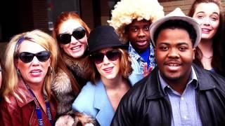 Uptown Blue Music Video (Uptown Funk)