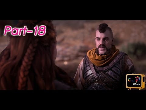Horizon Zero Dawn Part 18 - The field of the fallen