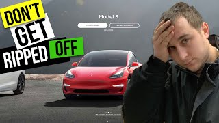How To Buy A Cheap Used Tesla Model 3!