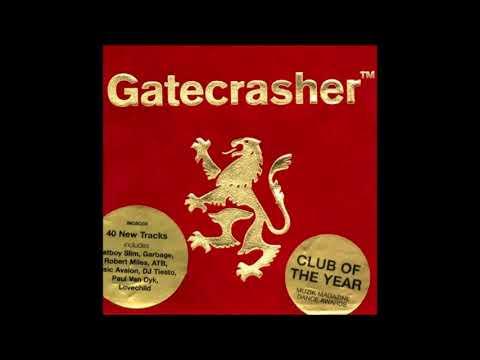 Gatecrasher Red (CD1) - Full Album