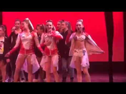 ALDC Dancing at Awards to Kendall's song! | Dance Moms Season 5 Episode 14