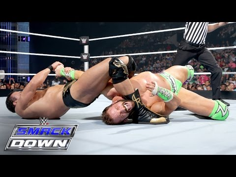 Zack Ryder vs. Alberto Del Rio - Money in the Bank Qualifying Match: SmackDown, May 26, 2016