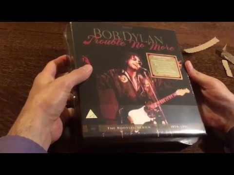 UNBOXING Bob Dylan - Trouble No More: The Bootleg Series Vol. 13, 1979-1981 9-disc deluxe set