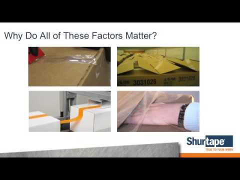 Shurtape Safe and Secure: How to Seal Your Cartons and Brand Reputation Webinar