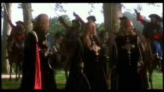 The Man in the Iron Mask Trailer HQ (1998)
