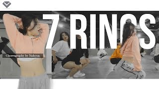 Ariana Grande - 7 rings | Dance Choreography by Nahyun | Girls Hiphop class by LJ DANCE