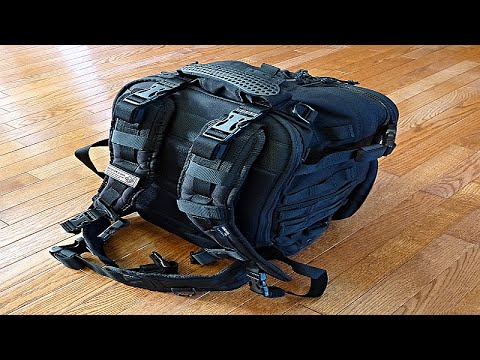 The Ultimate Get Home Bag - Hazard4 Patrol Pack
