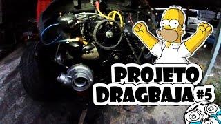 Aln1001 - Projeto Dragbaja #5 - A Baja Funcionou - Berrando Demais - Os Playboy Me Aguarde