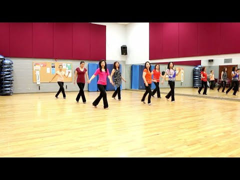 This Song Is For You - Line Dance (Dance & Teach in English & 中文)