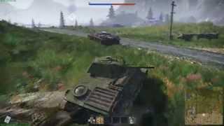 War thunder - Le pire conducteur de char au monde