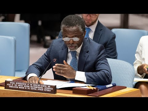 The situation in the Central African Republic - Parfait Onanga-Anyanga (MINUSCA)