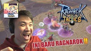 RAGNAROK RASA BARU !! GGWP !!! - Ragnarok Tactics SEA [Indonesia] Gameplay