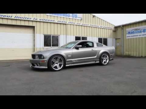 Saleen S302 Extreme Streling Edition 2008  YouTube