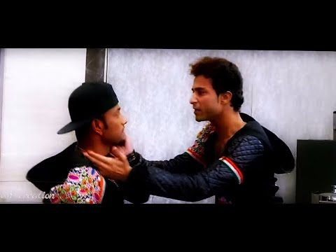 DHARMESH Sir and Raghav Juyal Fight - ABCD 2