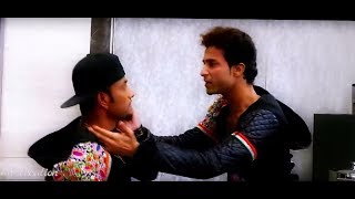 Raghav Juyal and DHARMESH sir funny act - ABCD 2