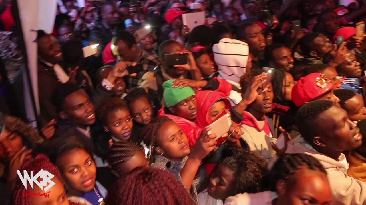 Diamond Platinumz - Live performance at MERU/KENYA 2016 (PART 2)