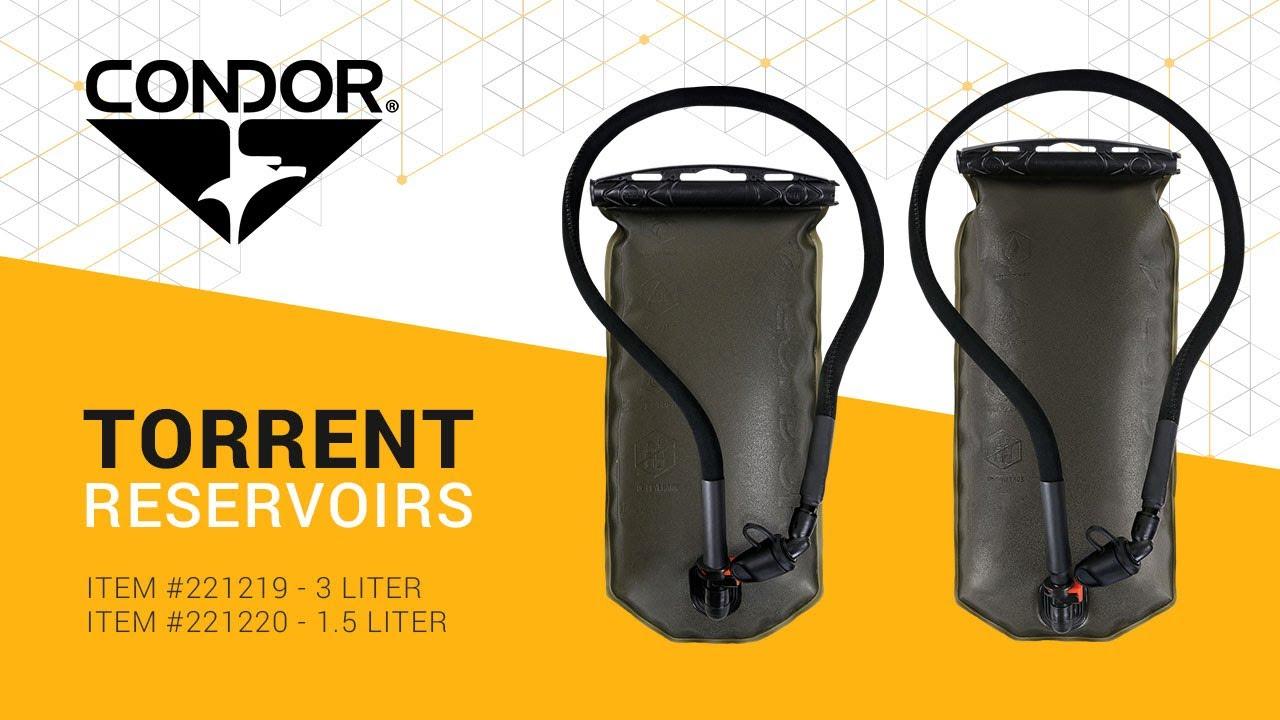 Generation II Condor Tactical Torrent Reservoir Hydration Bladder