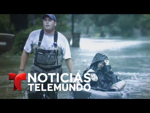 El Huracán Irma acecha al sur de la Florida | Noticiero | Noticias Telemundo