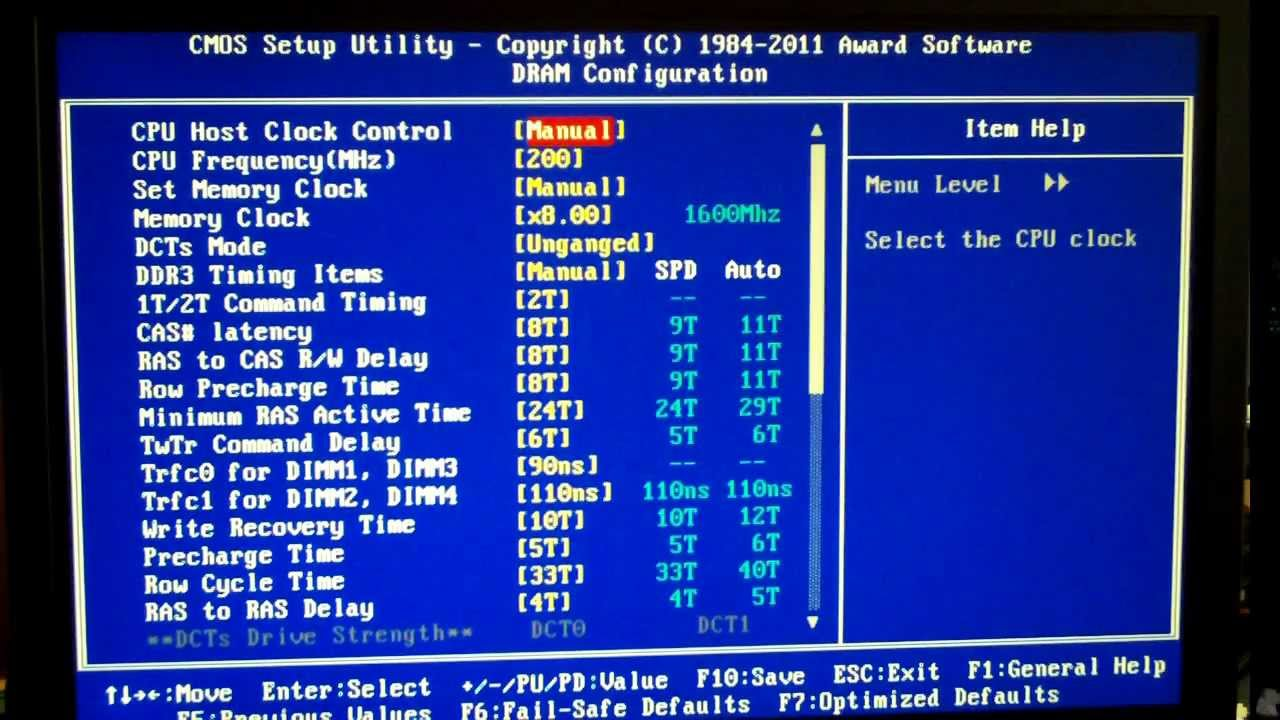 best overclocking ram