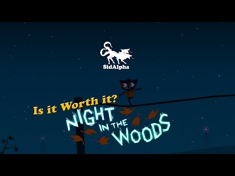 Is it worth it? Night in the Woods