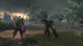 Властелин Колец: Противостояние - Первый игровой ролик