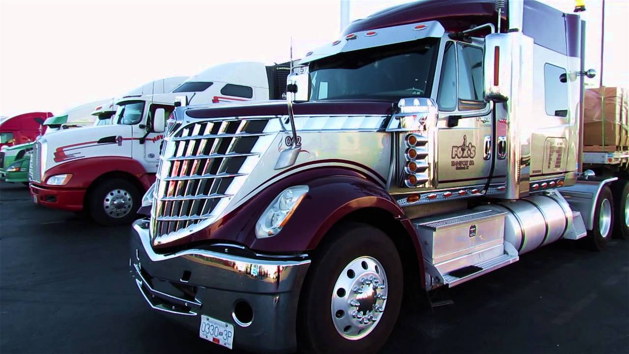 International Lonestar Trucks