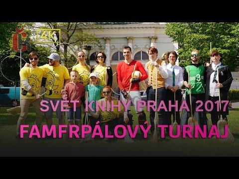 Famfrpálový turnaj - Milan Peroutka, Barbora Mottlová, Karel Zima