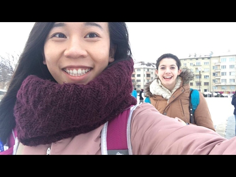 Europe Travels | Vlog 18 | Exploring Sofia, Bulgaria