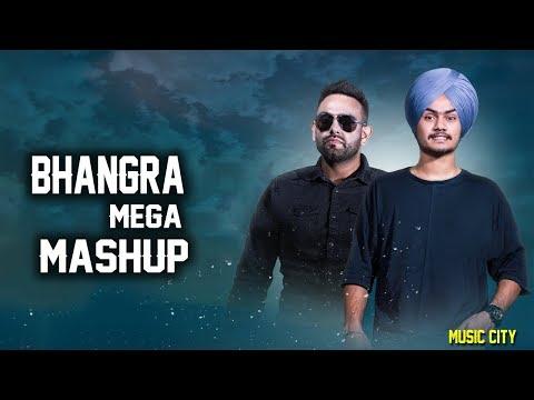 Punjabi mashup 2018 ☼ Latest Bhangra Nonstop Dance Party DJ Mix