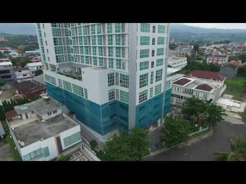Keindahan kota Manado