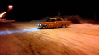 snow fun / як ми машину зимою прогрівали :D