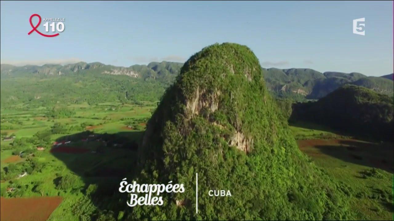 Cuba, un vent de liberté - Échappées belles