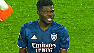Thomas Partey's Sensational Arsenal Debut! || HD Highlights