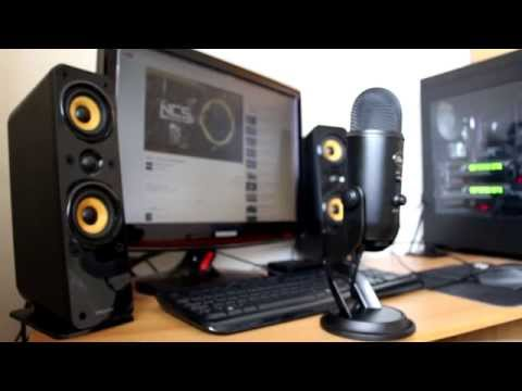 """Creative T40 Gigaworks II """"Review"""" with Testing"""