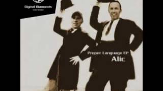 Alic - Proper Language (Theme Fe Remix)