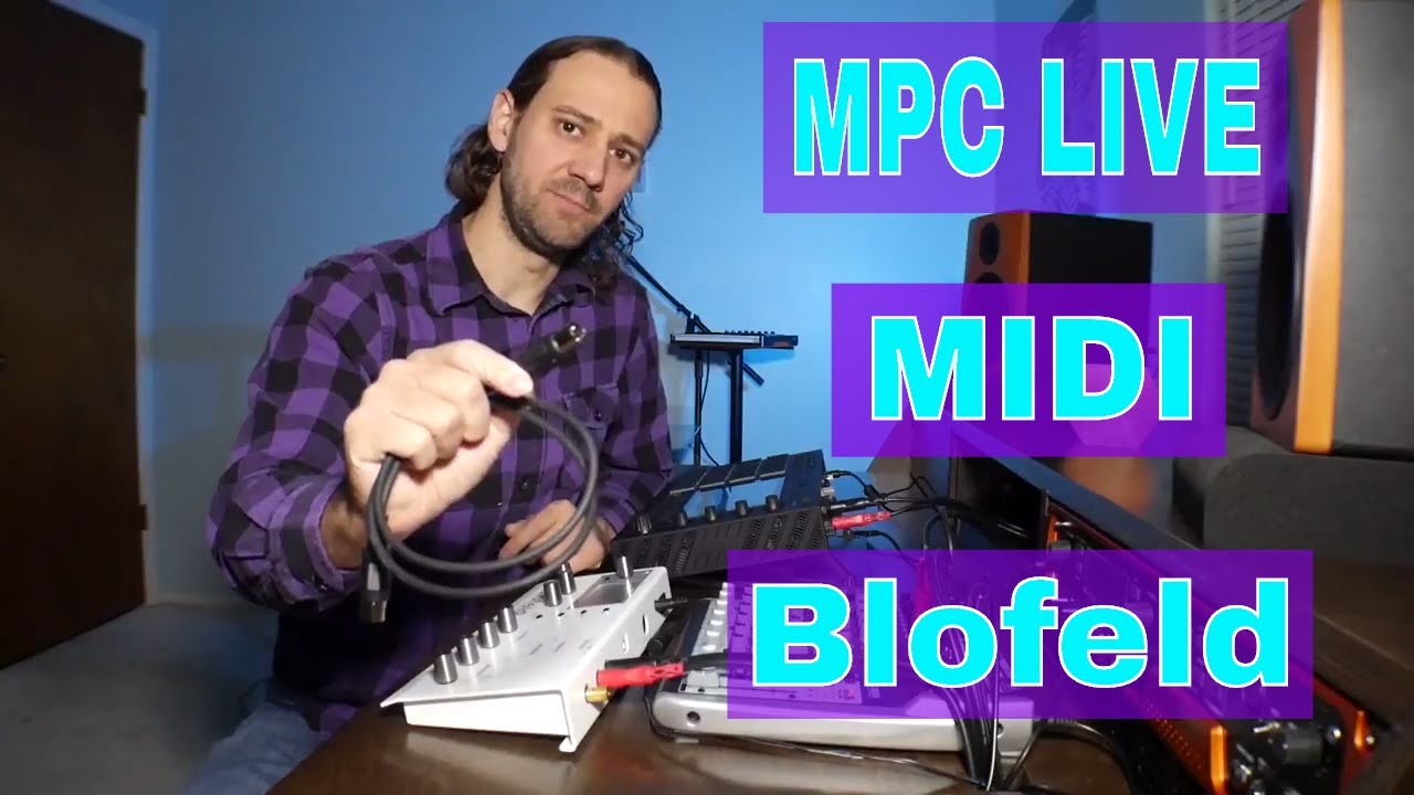 Akai MPC Forums - NEED HELP with my MPCX and synth : MPC X