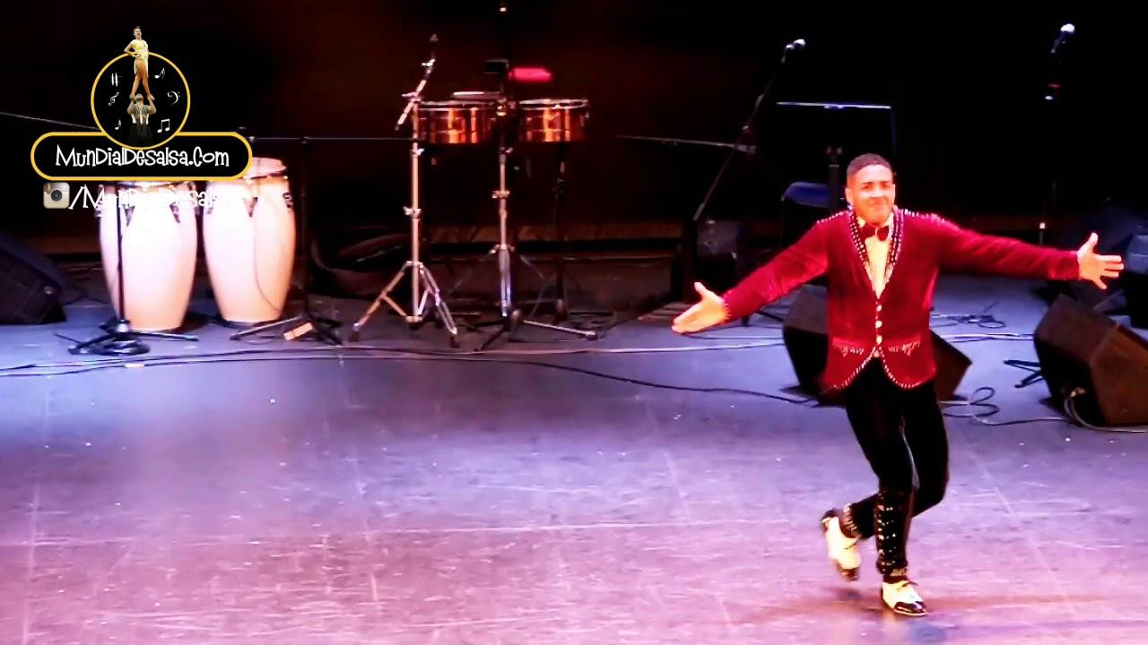 Juan Camilo Diago Primer Lugar Solista Cali Salsa OPen 2018