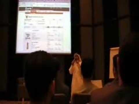 DemoCamp Dubai - Darrb.com presentation - Part 3