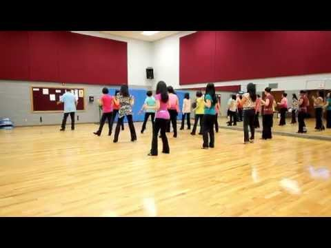That's The Only Way - Line Dance (Dance & Teach in English & 中文)
