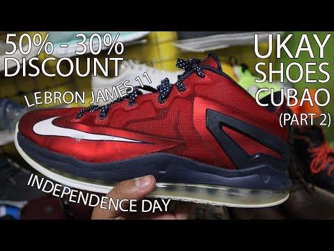 Ukay Shoes Cubao Part 2