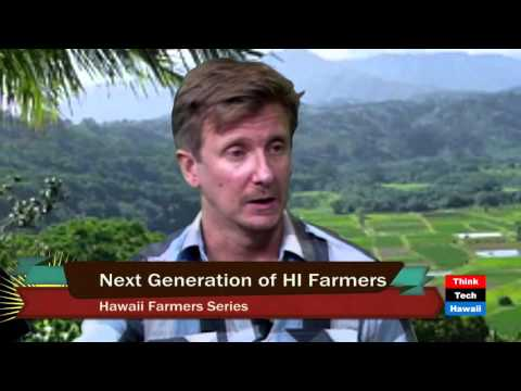 Ho Farms : Next Generation of HI Farmers with Neil and Shin Ho