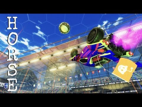 Playing H O R S E  In Rocket League thumbnail