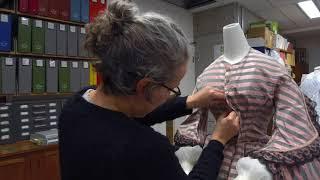 #ROMDior: A Silk Taffeta Dress