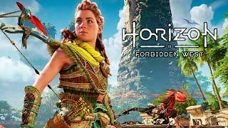 Horizon Forbidden West — Геймплей | ТРЕЙЛЕР (на русском; субтитры)