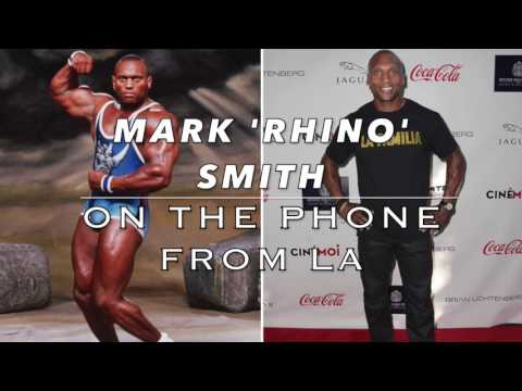 MARK 'RHINO' SMITH ON LIFE AFTER GLADIATORS MOVING TO LA HAYE VS BELLEWTALKS ANTHONY JOSHUA