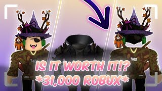 SHOULD YOU BUY THE HEADLESS HEAD ON ROBLOX? (HEADLESS HORSEMAN REVIEW)
