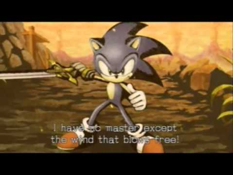 Sonic And The Black Knight: #12 - Romance! :D