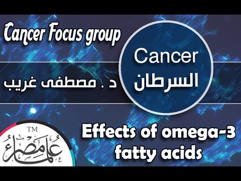 Effects of omega-3 fatty acids against Ehrlich carcinoma-induced hepatic dysfunction