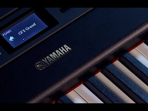 Yamaha P-515 Digital Piano - Full Demo with Gabriel Aldort