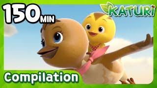 [katuri Compilation] S2 Full Episodes 01~26 | 120 min | katuri cartoon